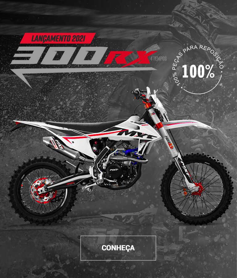 mxf 300rx moto